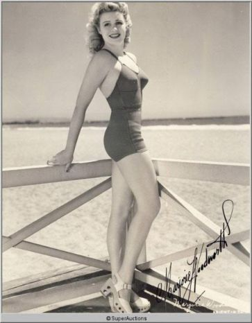 Marjorie Wordworth Pin Up