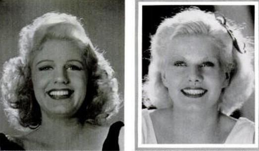 Marjorie Woodworth Jean Harlow